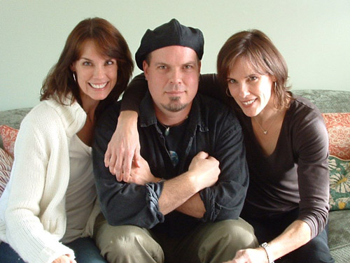 l-r: Alexandra, Jonathan, Caroline