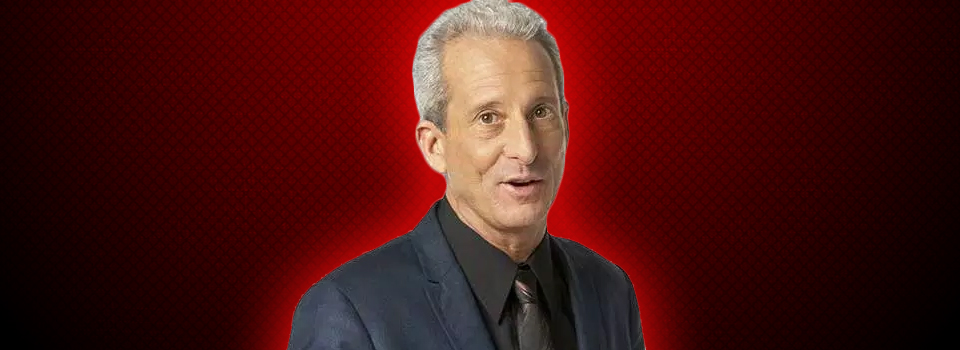 Our Favorite Stocking Stuffer:  Comedian Bobby Slayton