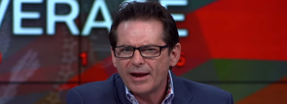 Jimmy Dore was never on board with Hillary. So is he happy now?