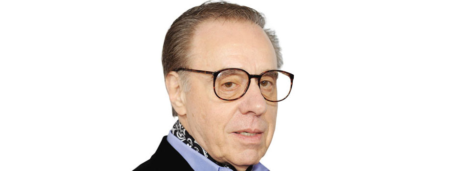 HOLLYWOOD MASTER: DIRECTOR PETER BOGDANOVICH