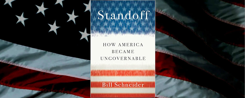 JUMBO POLITICAL EPISODE!  20 year CNN Commentator Bill Schneider and His New Book: Standoff--Also, From Mystery Science Theater 3K, Comedian Frank Conniff, Plus, Political Guru, Michael Shure, on Supreme Court Vacancies, Mid-Terms and Trump